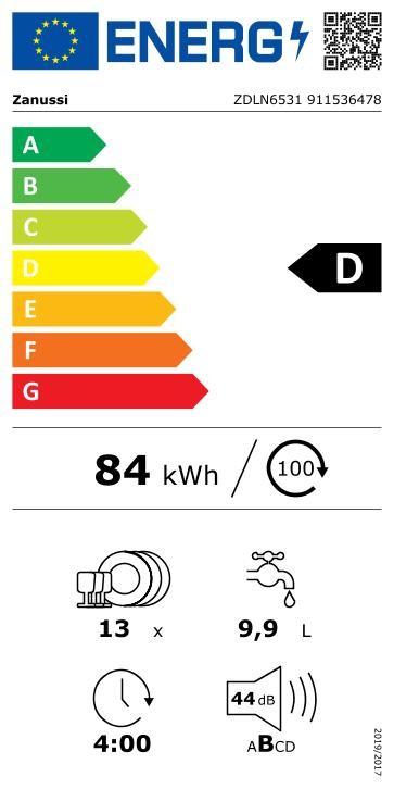 Etiqueta de Eficiencia Energética - 911536478