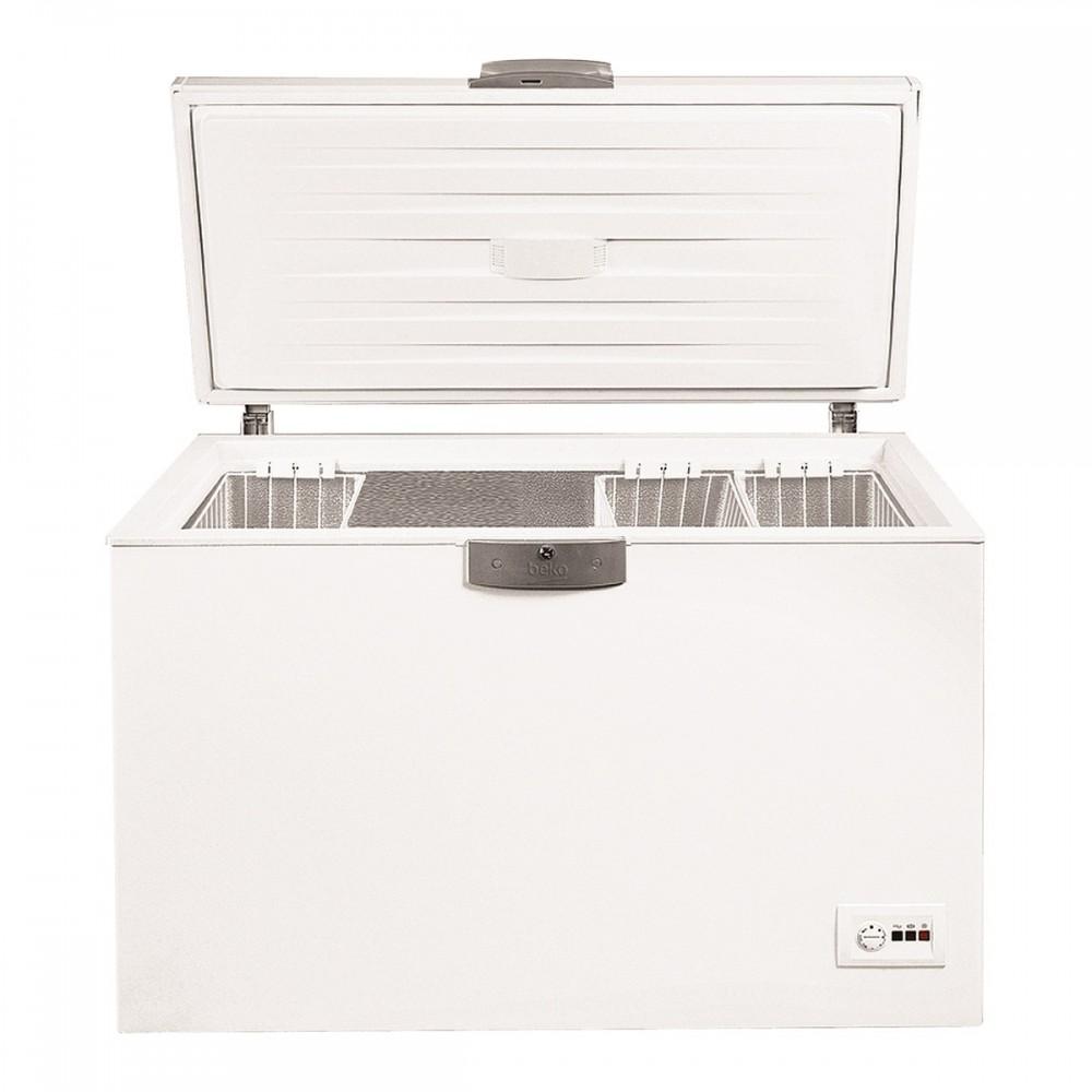 Congelador BEKO HSA47530N