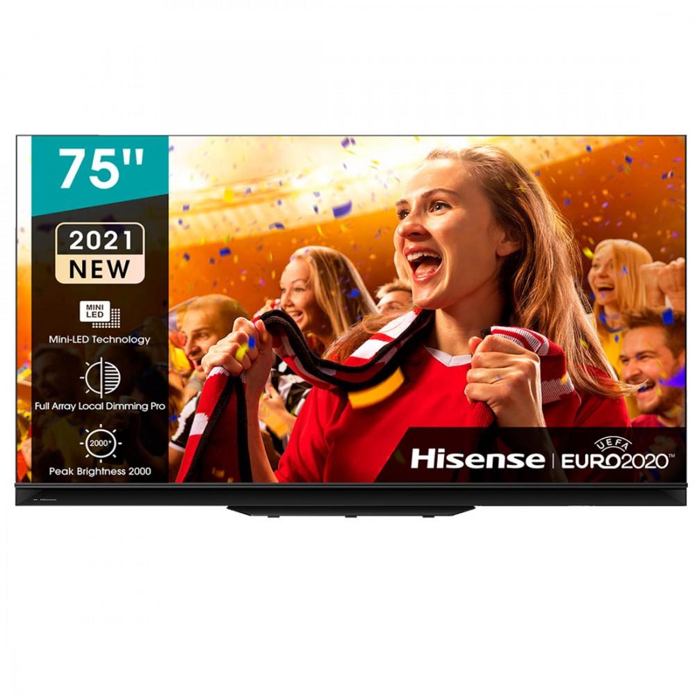 TV ULED Mini LED HISENSE 75U9GQ   Regalo de una TV LED Hisense 32A5100F