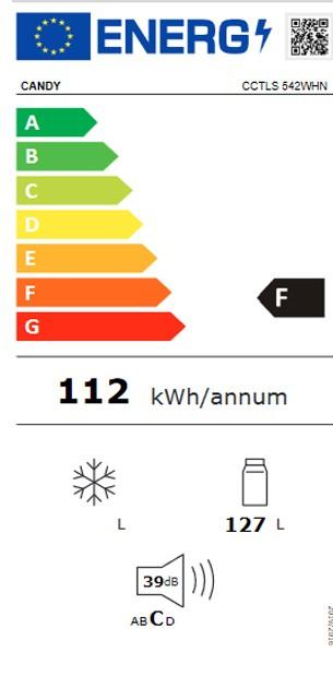 Etiqueta de Eficiencia Energética - 34004337