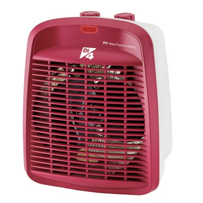 Calefactor DI4 Calore Rosso