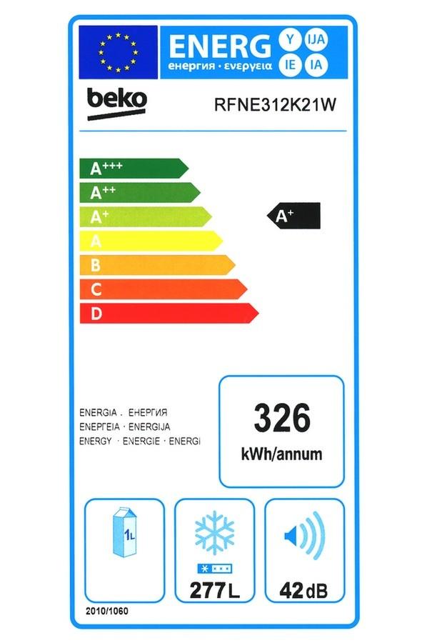 Etiqueta de Eficiencia Energética - RFNE312K21W