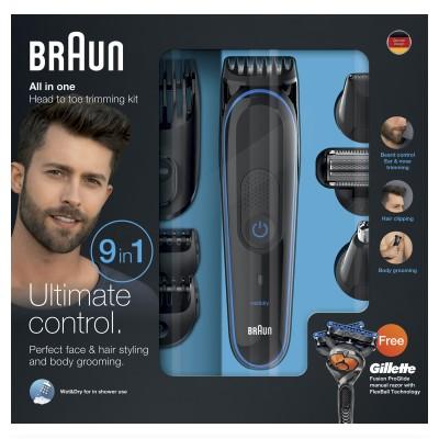 Barbero BRAUN MGK3085