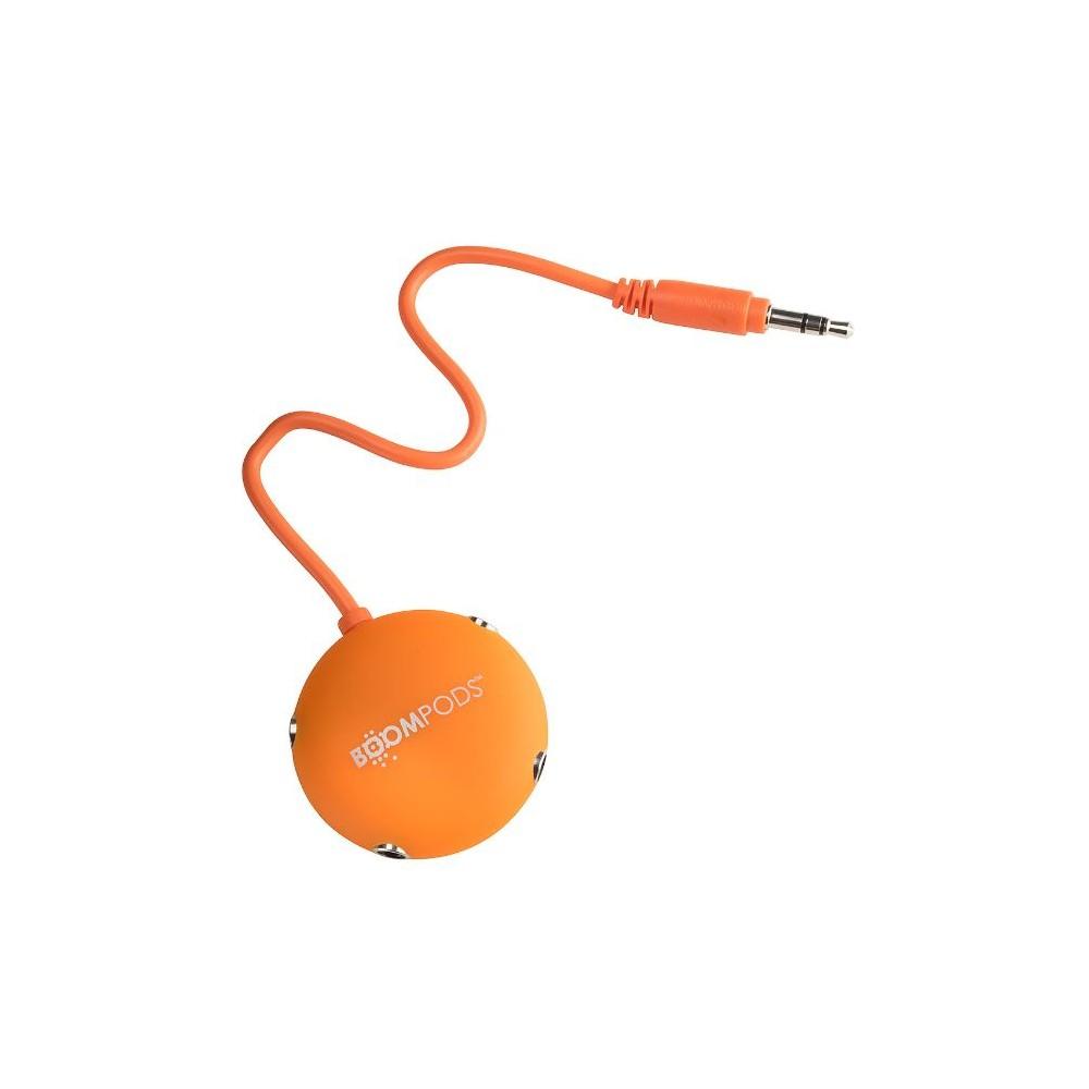 Cable Multipod BOOMPODS Naranja