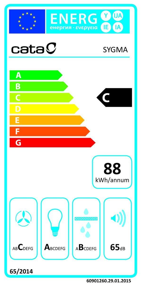 Etiqueta de Eficiencia Energética - 02021303