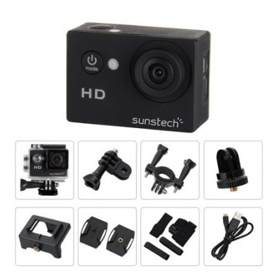 Action Cam SUNSTECH...