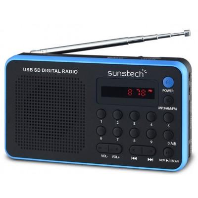 Radio Portátil SUNSTECH...