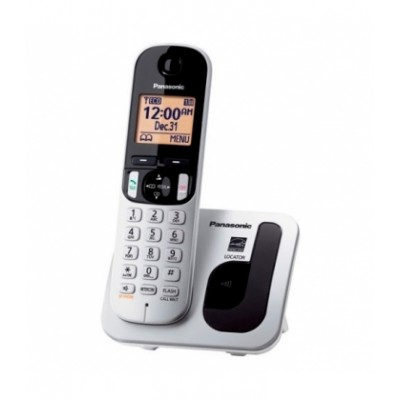 Teléfono PANASONIC KXTGC210SPS