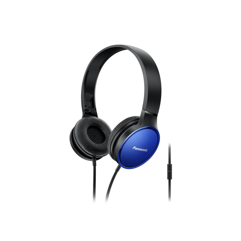 Auricular Diadema PANASONIC RPHF300EA Azul