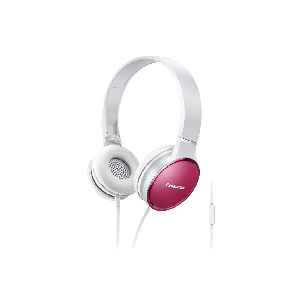 Auricular Diadema PANASONIC RPHF300EP Rosa