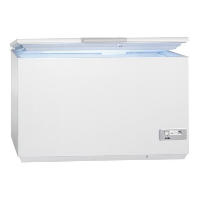 Congelador AEG AHB54011LW