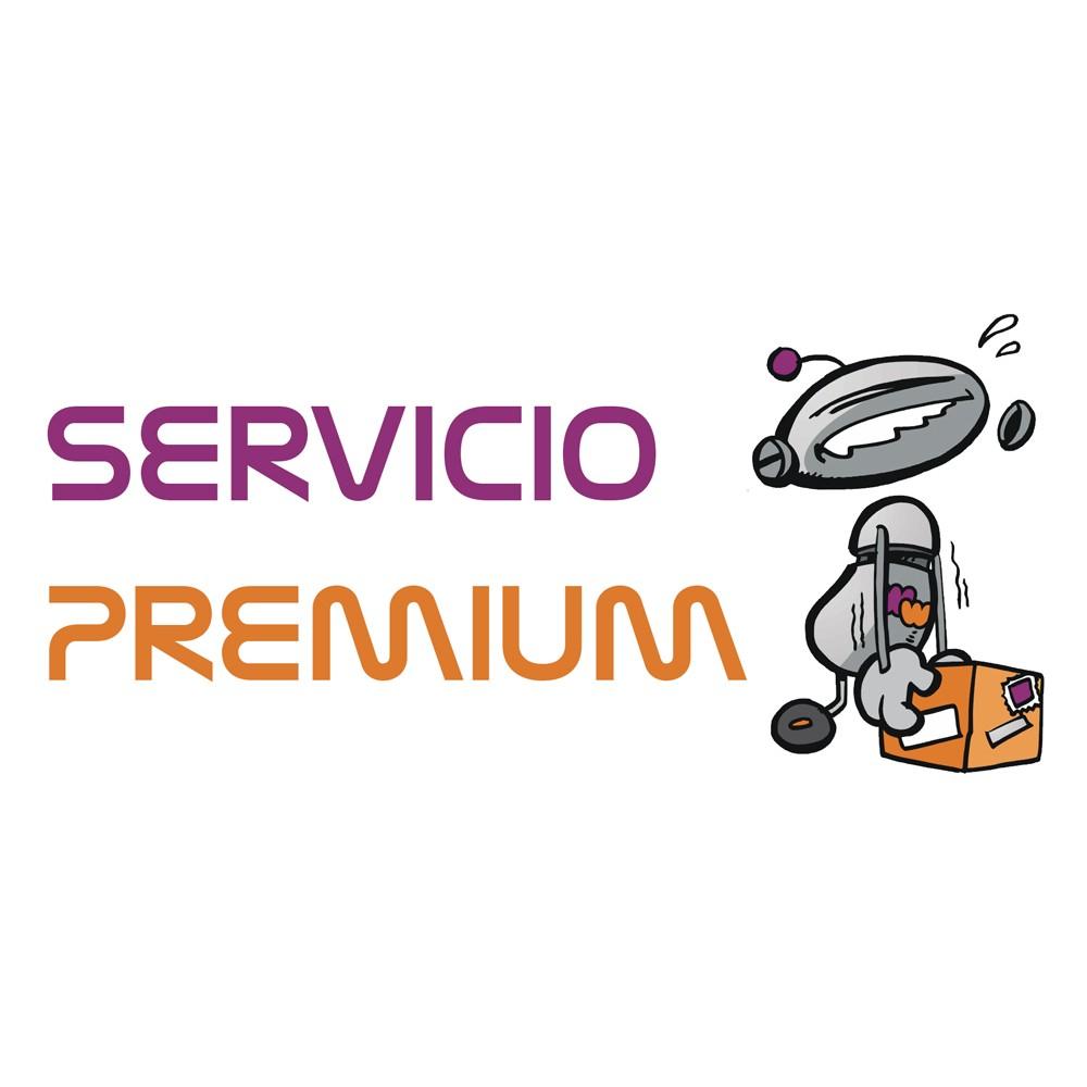 Servicio Premium: Subida a puerta, instalación y retirada