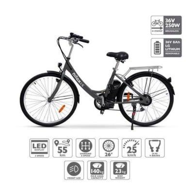 Bicicleta Eléctrica NILOX...