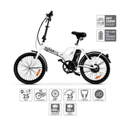 Ciclo NILOX E-BIKE X1