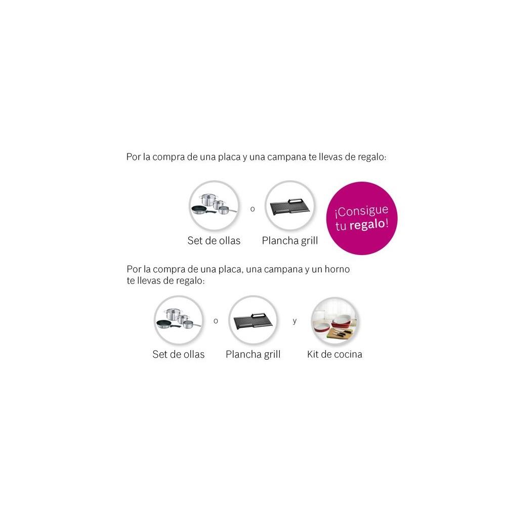 Promoción Bosch Regalo de un grill o set de ollas