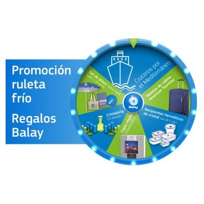 Promoción Balay Ruleta de...