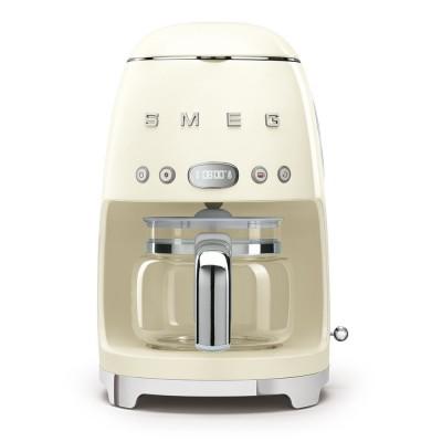 Cafetera SMEG DCF02CREU Crema