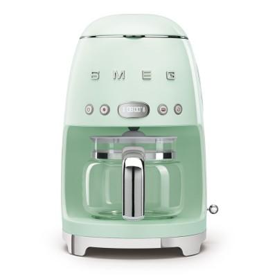 Cafetera SMEG DCF02PGEU Verde
