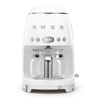 Cafetera SMEG DCF02WHEU Blanco