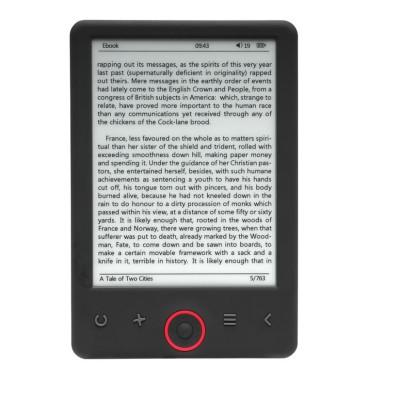 """eBook DENVER EBO620 6"""""""