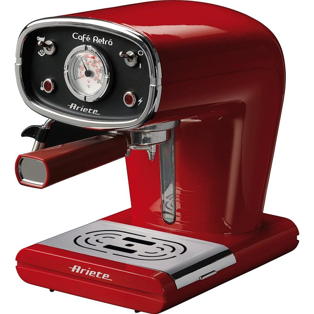 Cafetera Express ARIETE 1388/30 Rojo