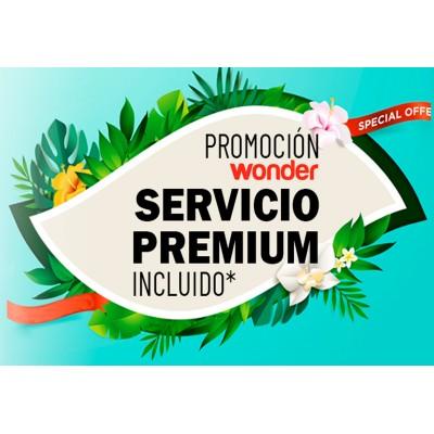 Promoción Wonder Servicio...
