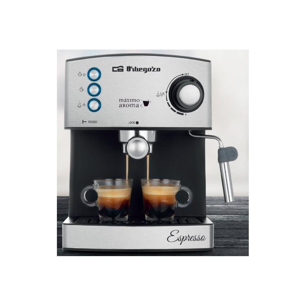 Cafetera Express ORBEGOZO EX3050