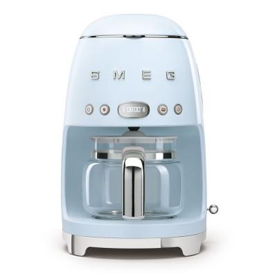 Cafetera SMEG DCF02PBEU Azul